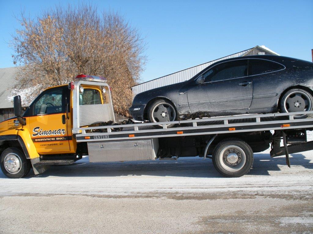Towing Services Luxemburg, WI